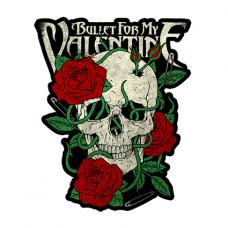 Наклейка Bullet For My Valentine