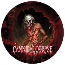 Наклейка Cannibal Corpse