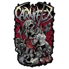 Наклейка Carnifex