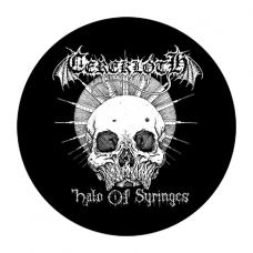 Наклейка Cerekloth Halo Of Syringes