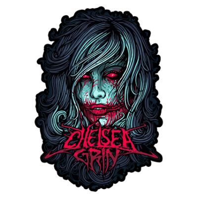 Наклейка Chelsea Grin