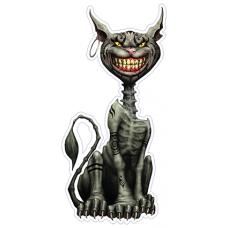 Cheshire Cat (Чеширский кот)