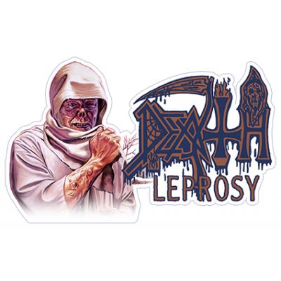 Наклейка Death Leprosy