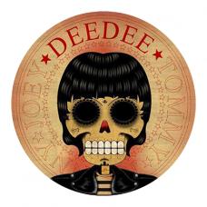 Наклейка  Dee Dee Ramones