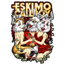 Наклейка Eskimo Callboy