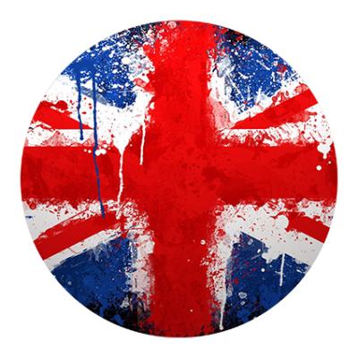 Наклейка Flag of the Great Britain (Флаг Великобритании)