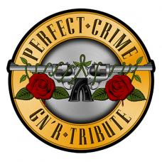 Наклейка Guns N Roses