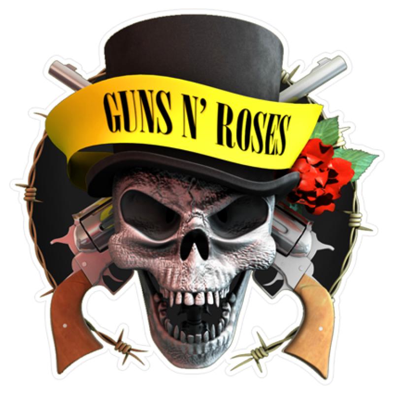guns n roses logo - 800×800