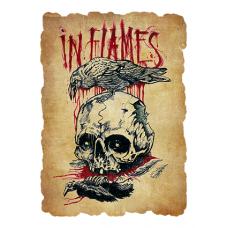 Наклейка In Flames