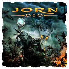 Наклейка Jorn Dio