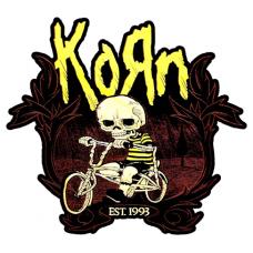 Наклейка Korn