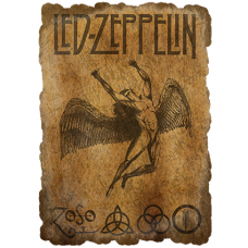 Наклейка Led Zeppelin