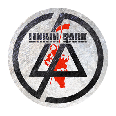 Наклейка Linkin Park