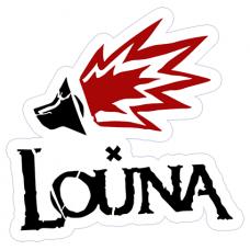 Наклейка Louna
