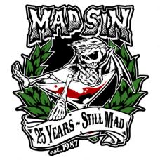 Наклейка Madsin