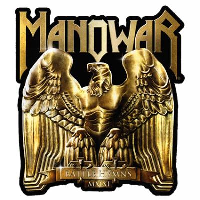 Наклейка Manowar