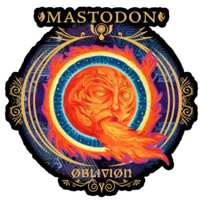Наклейка Mastodon