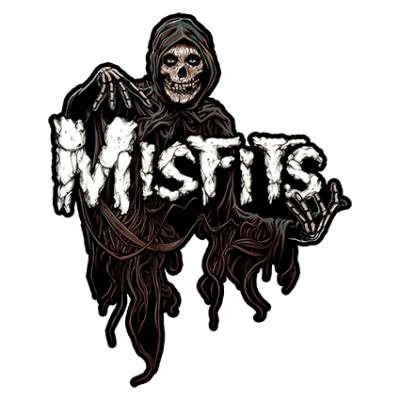 Наклейка Misfits