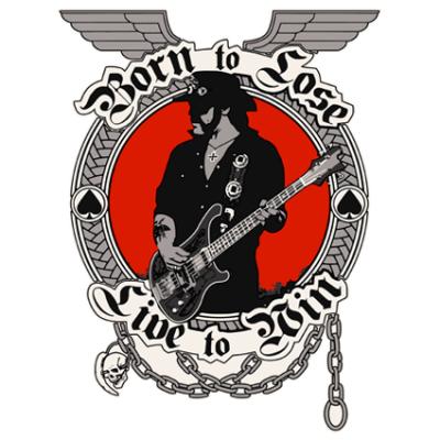 Наклейка Motorhead