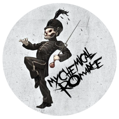 Наклейка My Chemical Romance