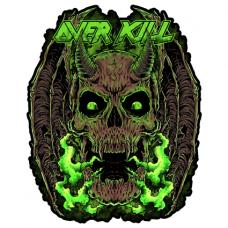 Наклейка Overkill