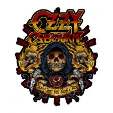 Наклейка Ozzy Osbourne
