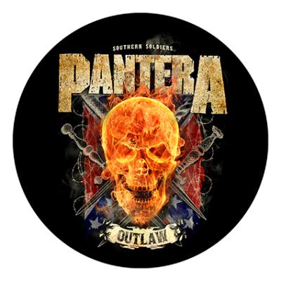 Наклейка Pantera