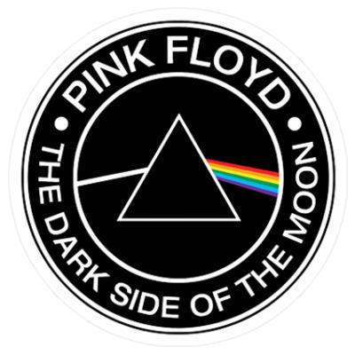 Наклейка Pink Floyd