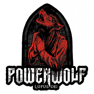 Наклейка Powerwolf