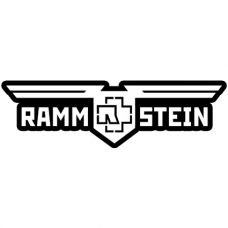 Наклейка Rammstein