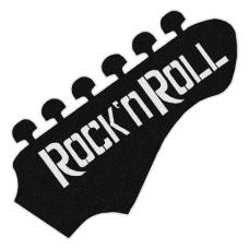 Наклейка Rock N Roll