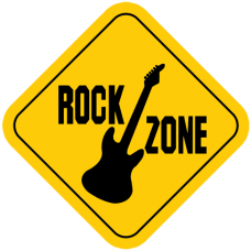 Наклейка Rock Zone