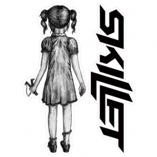 Наклейка Skillet Sick Of It