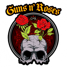 Наклейка Guns N' Roses