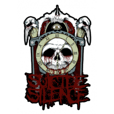 Наклейка Suicide Silence