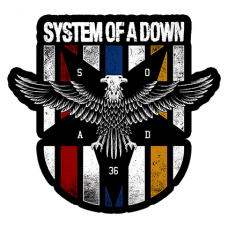 Наклейка System Of A Down