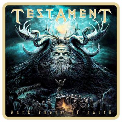 Наклейка Testament