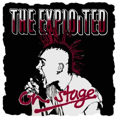 Наклейка The Exploited