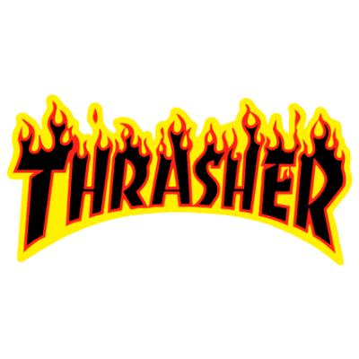 Наклейка Thrasher